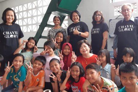 CHAYIL, INDONESIA